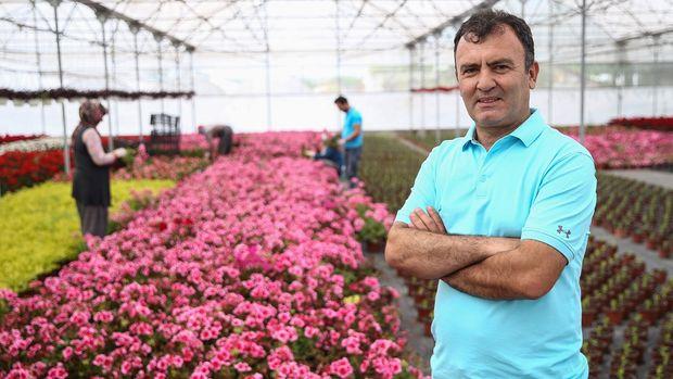 Süs bitkileri sektöründen üretimin sürmesi için 4 talep
