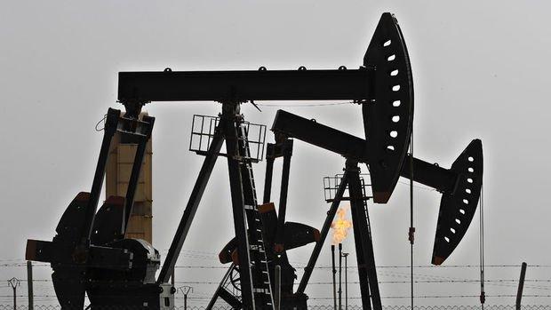 ABD'nin petrol sondaj kulesi sayısı azalmaya devam ediyor