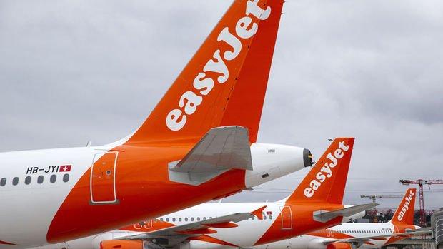 EasyJet uçuşlara 15 Haziran'da başlayacak