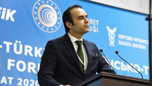 TUİD/ Pehlivan: Kriz tecrübesi bulunan Türkiye ve Ukrayna'nın potansiyeli yüksek