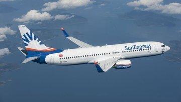 SunExpress, iç hat uçuşlarına 4 Haziran'da başlıyor