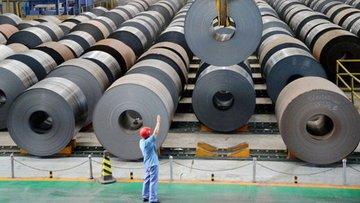 Almanya'nın ham çelik üretimi Nisan'da yüzde 24 düştü