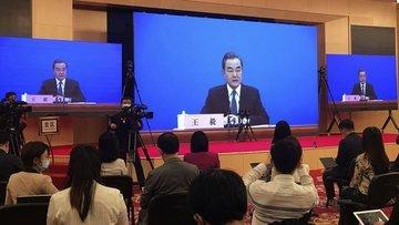 """Çin'den ABD'li politikacılara uyarı: Ülkeleri """"yeni Soğuk..."""