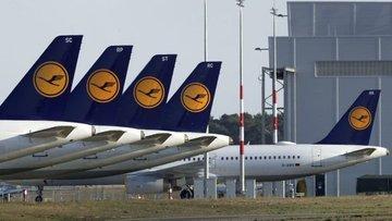 Almanya Lufthansa'yı kurtarmak için resmi teklif sunmaya ...