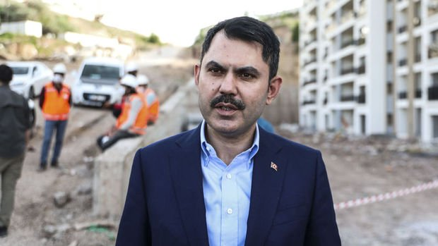 Bakan Kurum: Antalya'da 413 imara aykırı yapı tespit edildi