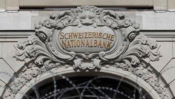 Veriler İsviçre MB'nin franka müdahale ettiğini işaret ed...