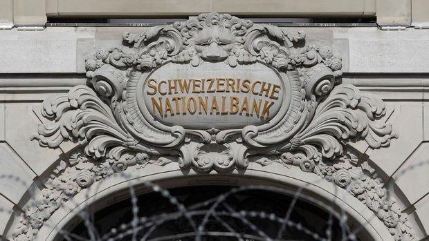 Veriler İsviçre MB'nin franka müdahale ettiğini işaret ediyor