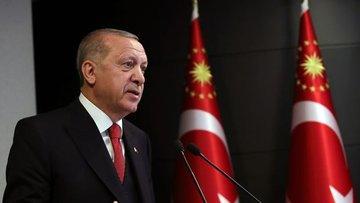 Erdoğan: Önümüzde milletimizle gönül bağımızı güçlendirme...