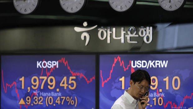 Asya hisseleri jeopolitik gerilime karşın yükseldi