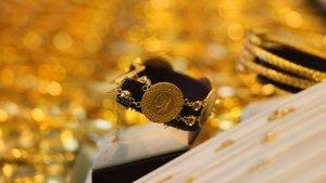 Gram altın 378 lira seviyelerinde