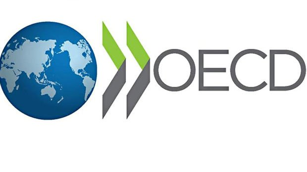 OECD bölgesinde GSYH birinci çeyrekte yüzde 1,8 azaldı