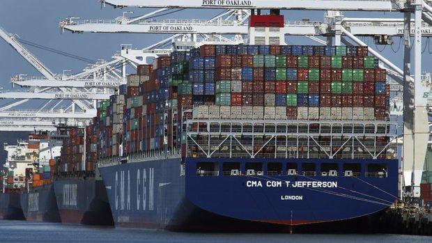 Küresel ticaret hacmi 10 yılın en sert düşüşünü gerçekleştirdi