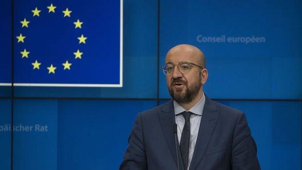 AB Konseyi Başkanı Michel: Çin'in tavrına karşı naif değiliz