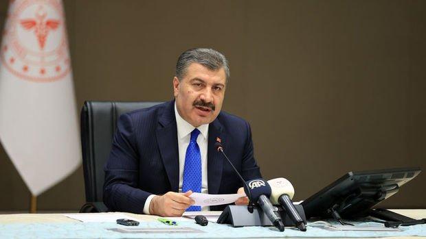 Sağlık Bakanlığı: Türkiye'de Kovid-19'dan iyileşen hasta sayısı 121 bin 507'ye ulaştı