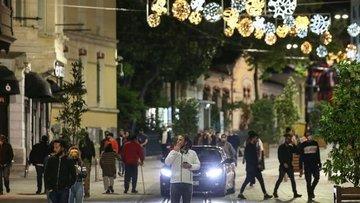 Türkiye genelindeki 4 günlük sokağa çıkma kısıtlaması son...