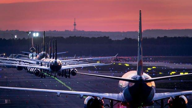 Uçak seferlerinde Haziran öncesi