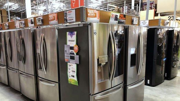 ABD'de dayanıklı tüketim malları siparişleri sert düştü
