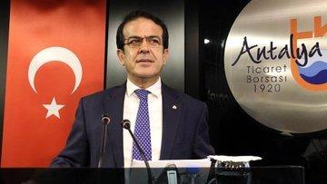 ATB Başkanı Çandır: Bu yıl zeytin ve portakalı pahalıya y...