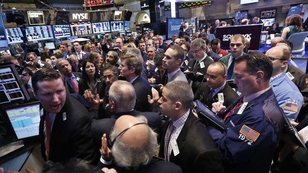 Küresel Piyasalar: Hisseler Trump'ın Çin açıklaması öncesinde hafifçe geriledi