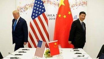 Trump Çin'e dair atılacak adımları basın toplantısında aç...