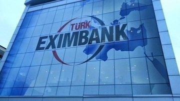 Türk Eximbank'ın sendikasyon kredisi yenileme oranı yüzde...