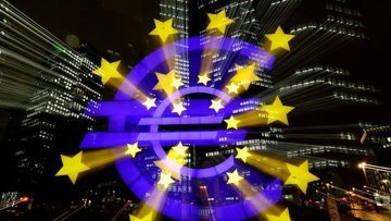 Euro Bölgesi'nde enflasyon 4 yılın en düşük seviyesine indi