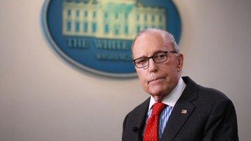 ABD/Kudlow: ABD Çin'in yaptıklarına öfkeli