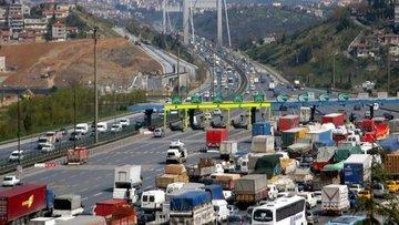 Trafiğe kayıtlı toplam taşıt sayısı 23 milyon 398 bin oldu