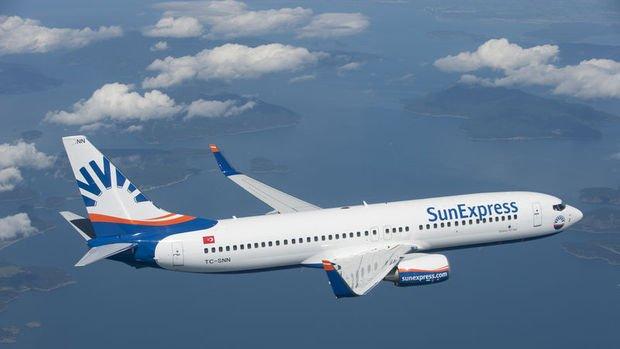 SunExpress, iç hat uçuşlarına 1 Haziran'da başlıyor