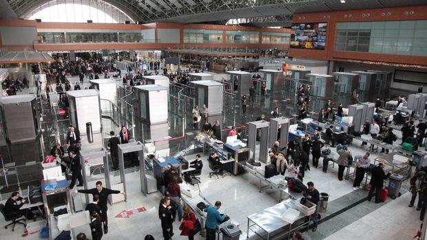 İSG: Uçak içine kabin bagajı kabul edilmeyecek
