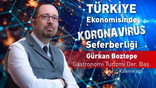 GTD/ Boztepe: 2 sene boyunca ciddi bir turizm hareketi olma ihtimali yok