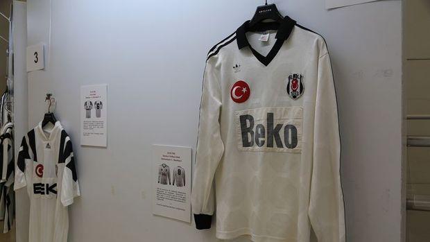 Beşiktaş'ın yeni forma sponsoru Beko oldu