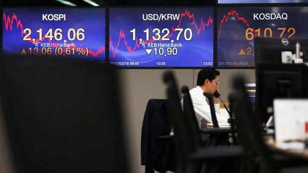 Asya paraları Haziran ayına ralliyle başladı