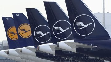 "Lufthansa, 9 milyar euroluk ""kurtarma paketini"" onayladı"