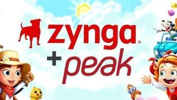 Zynga'nın hisseleri Peak'i almasıyla 8 yılın zirvesine yü...
