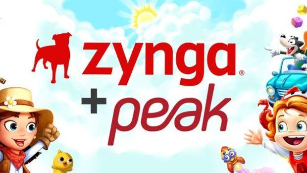 Zynga'nın hisseleri Peak'i almasıyla 8 yılın zirvesine yükseldi