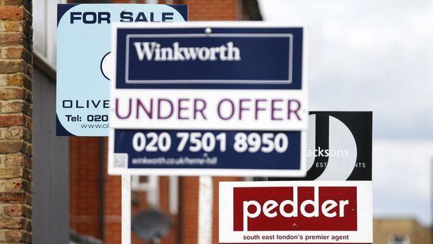 İngiltere'de konut fiyatları 11 yılın en sert düşüşünü gerçekleştirdi