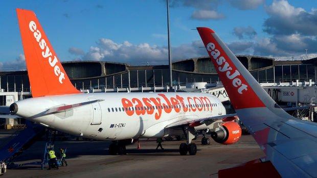 EasyJet, Ağustos'a kadar destinasyonların yüzde 75'ine yeniden uçacak