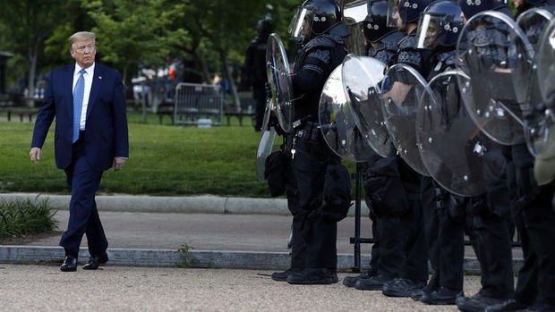 Washington bölgesine yaklaşık 1600 asker konuşlandırıldı
