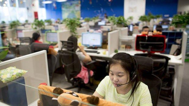Çin'de Mayıs ayında hizmet PMI beklentilerin üzerine çıktı