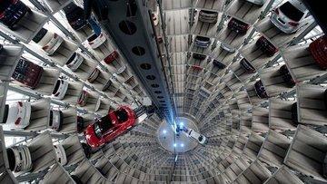 Alman otomotiv firmaları üretim beklentileri konusunda iy...
