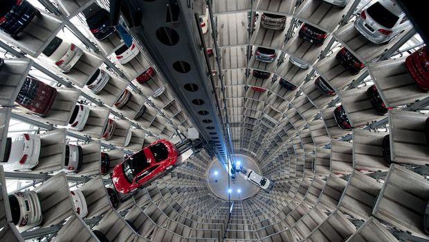 Alman otomotiv firmaları üretim beklentileri konusunda iyimser