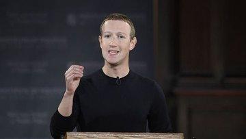 Zuckerberg Trump konusunda geri adım atmıyor