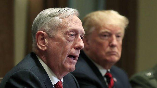 Trump ile eski Savunma Bakanı Mattis arasında