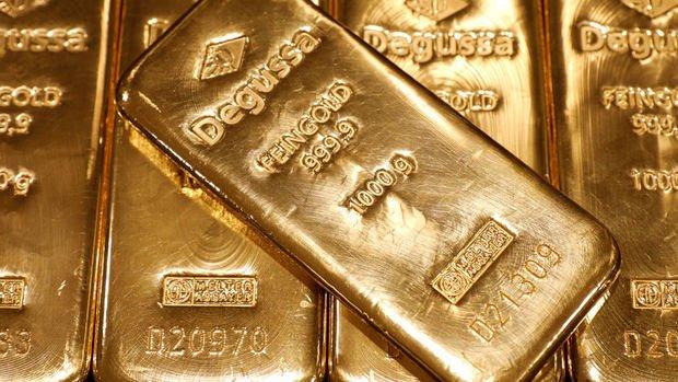 Altın ABD-Çin gerginliği ve hisselerdeki rallinin gevşemesi ile yükseldi