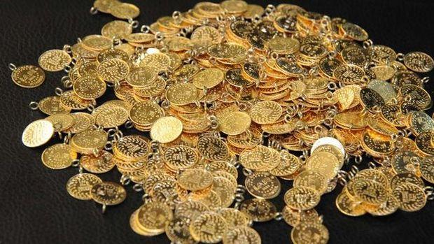 Gram altın 370 lira seviyelerinde