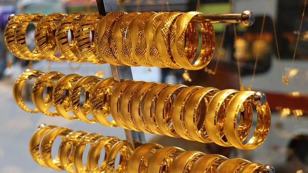 İstanbul'da altın fiyatları (04.06.2020)