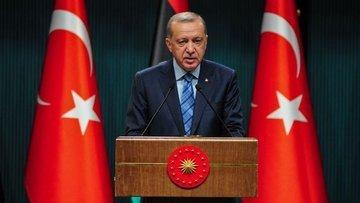 Cumhurbaşkanı Erdoğan: Sokağa çıkma kısıtlamaları iptal e...