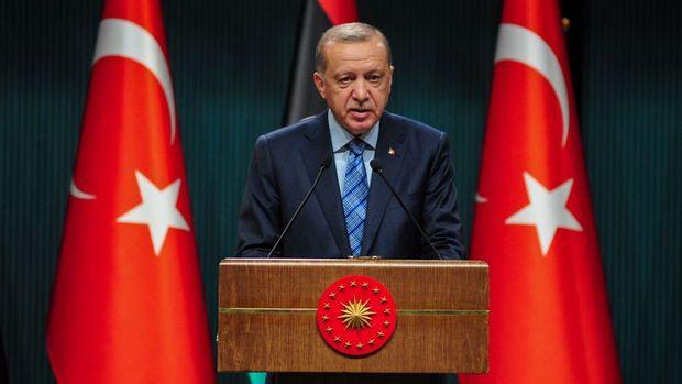 Cumhurbaşkanı Erdoğan: Sokağa çıkma kısıtlamaları iptal edildi