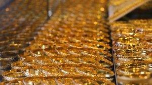İstanbul'da altın fiyatları (05.06.2020)